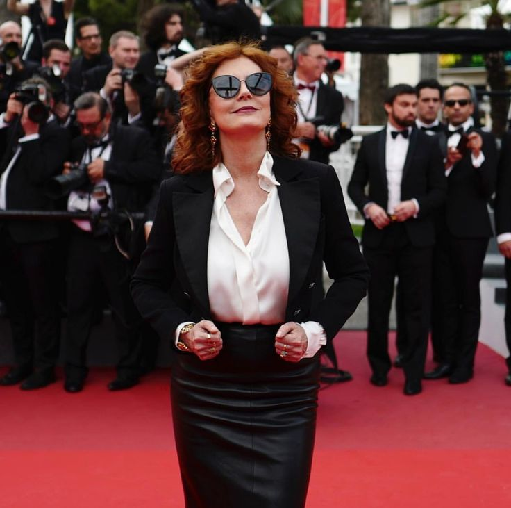 Susan Sarandon ~Cannes 2017