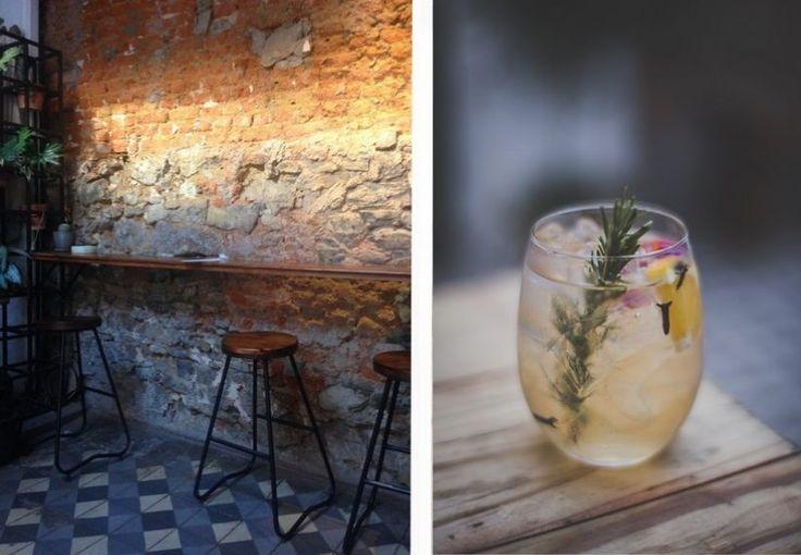 The Hidden Gin Bar in Cape Town