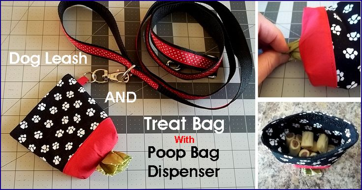 For all you dog lovers, here's my latest Craftsy Pattern. I had been working on designing a dog treat bag pattern that hooked onto a leash. I thought it was a good idea, but then I got a BET…