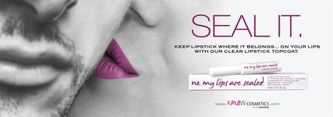 Lasting Lipstick Sealer - No My Lips Are Sealed