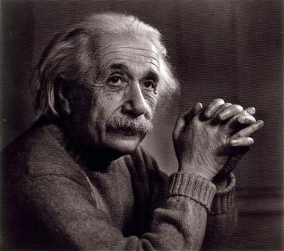 [알버트 아인슈타인 Albert Einstein], 유섭 카쉬.   이 사진도 유명한 사진. 역시 카쉬의 작품.