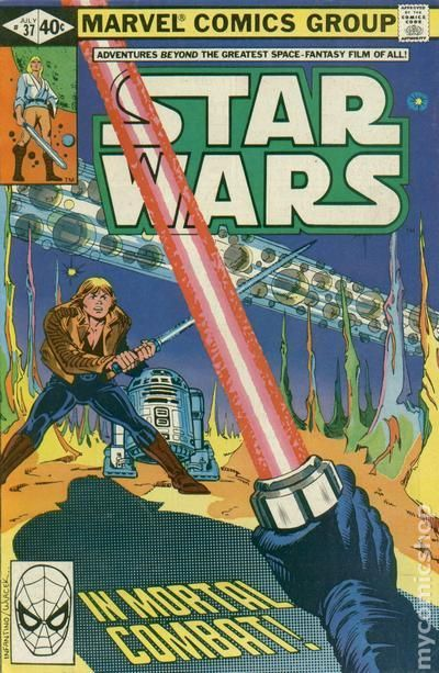 star wars comic 1977 # 29 - Google Search