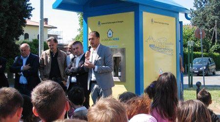 La nuova Casa dell'Acqua di San Vito presso il Comune di Santarcangelo di Romagna. #casadellacqua #sanvito #santarcangelo #romagna #inaugura