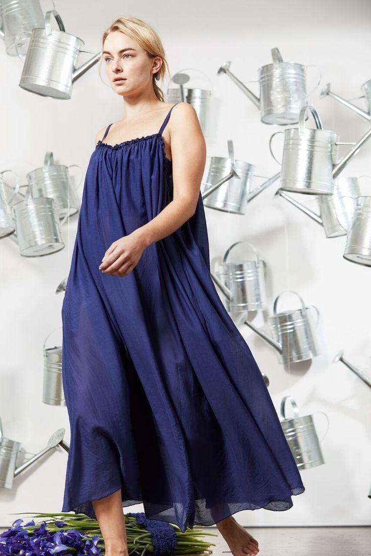 Maud Dainty - Sea Breeze Dress