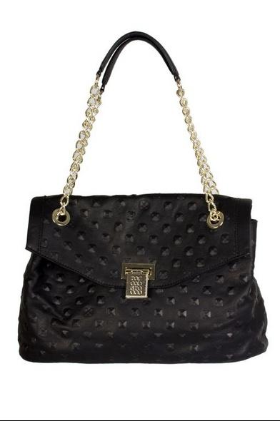 Balck bag by Roccobarocco