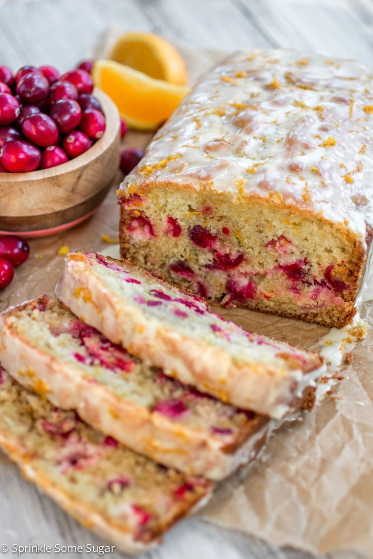 fresh cranberry bread machine recipe
