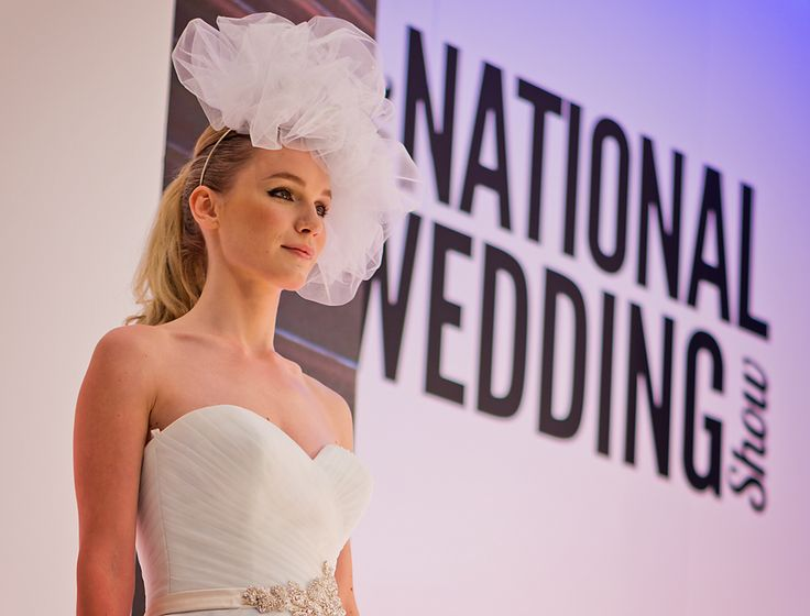 National wedding show Birmingham NEC 2014