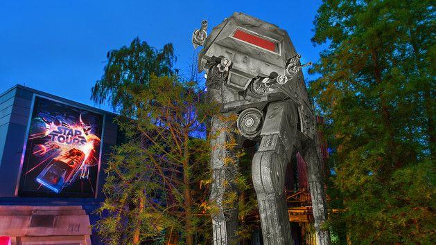 Novo Show Noturno, Star Wars Nighttime Spectacular, está prontinho para estrear na Disney!