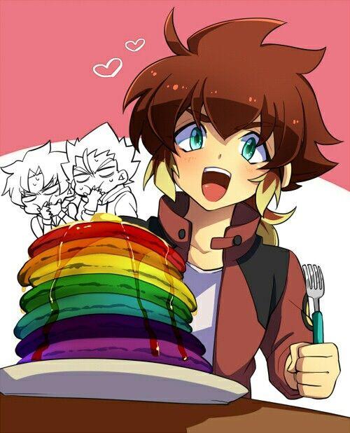 gay sucking himself