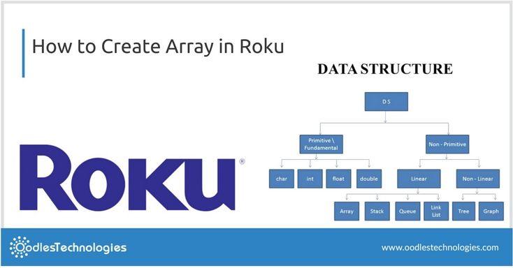 How to Create #Array in #Roku  #livestream #livestreaming #livestreamer #livestreamers #videography #video #streamingtv #videoplatform #livevideo #videostreaming