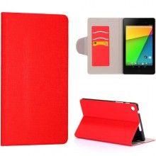 Forro Nexus 7 2013 - Ultrathin Rojo  Bs.F. 115,55