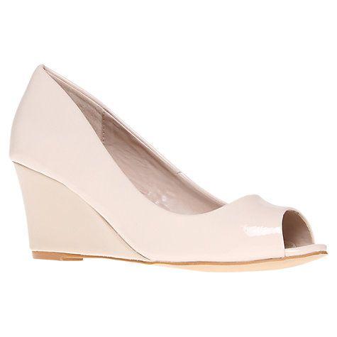Buy Carvela Ask Wedge Court Shoes Online at johnlewis.com