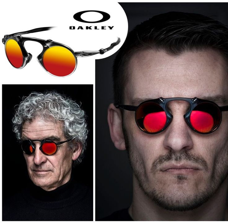Oakley Oo6019 Madman Sunglasses 패션
