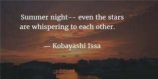 Afbeeldingsresultaat voor romantic summer night quotes