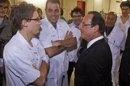 Politique Actualités - Hollande à l'hôpital: pour bien décider, il faut bien comprendre - http://pouvoirpolitique.com/actualites/hollande-a-lhopital-pour-bien-decider-il-faut-bien-comprendre/