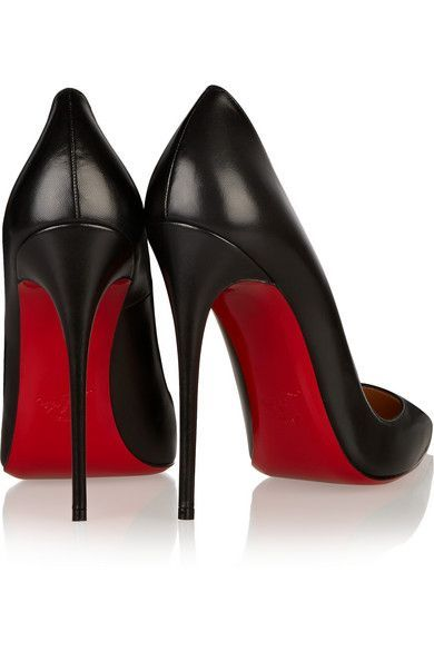 Christian Louboutin | So Kate 120 leather pumps | NET-A-PORTER.COM €515