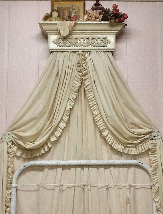 Vintage Curtains French Country Window Treatments
