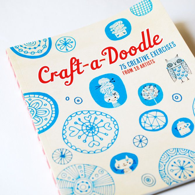 Wild Olive Book Review: Craft-a-Doodle