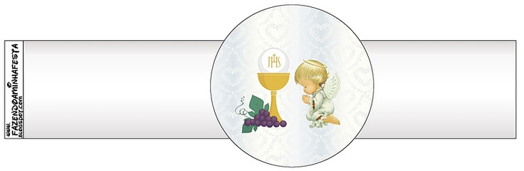 para servilletas: Communion Child, Napkin