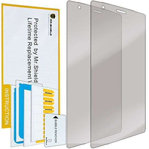 Mr Shield For ZTE ZMAX 2 Privacy [Anti Spy] Screen Protector [2-PACK] with Lifetime Replacement Warranty *** Check out the image by visiting the link.