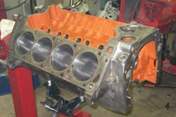 Ford 351 Cleveland V8 Engines - Specs and Information