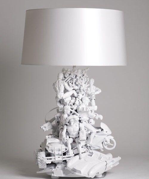 lampa inredning diy inspiration tips ide leksaker