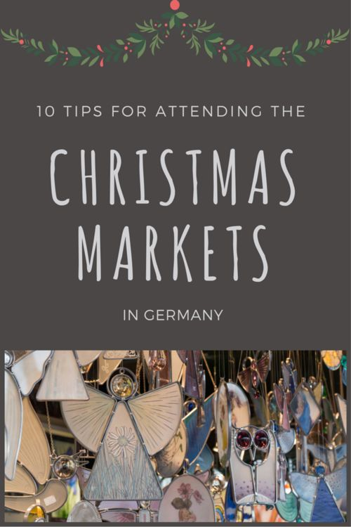 Thinking about heading to Germany for the Christmas Markets this year? Check out these 10 tips! | Submerged Oaks