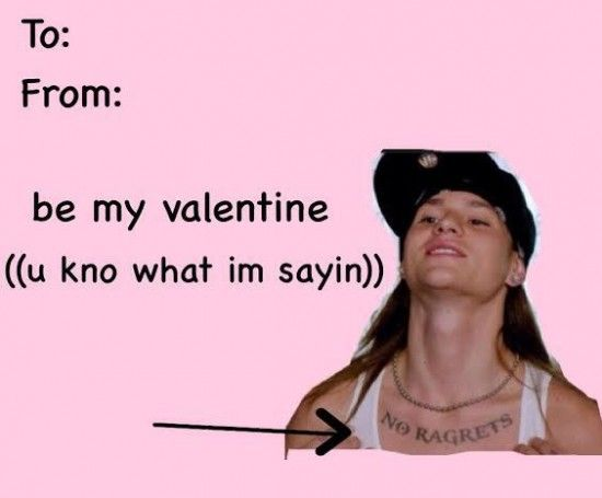 Top 12 Funniest Valentines Day Cards NoWayGirl – Be My Valentine Funny Cards