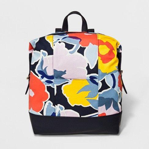 Women s Canvas Backpack Handbag - A New Day™   Target  e0f8870ac59c3