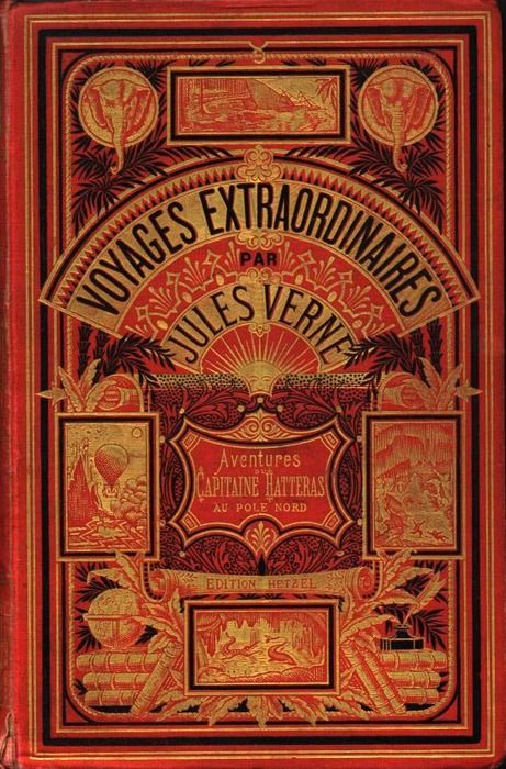 love Jules Verne -- - and wish my French were better so I could read his work in the original...
