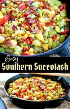 Easy Southern Succot Easy Southern Succotash Recipe :...  Easy Southern Succot Easy Southern Succotash Recipe : http://ift.tt/1hGiZgA And @ItsNutella  http://ift.tt/2v8iUYW