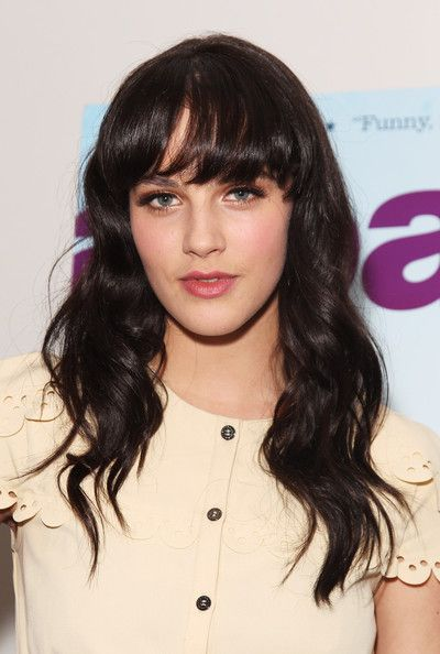Jessica Brown-Findlay.