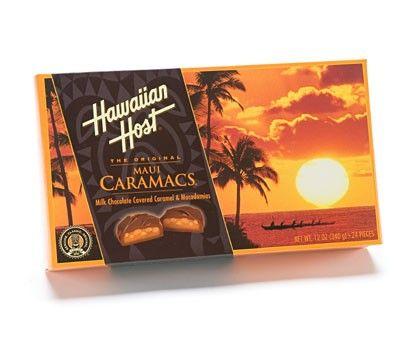 Hawaiian Host Maui Caramacs® (12 oz)