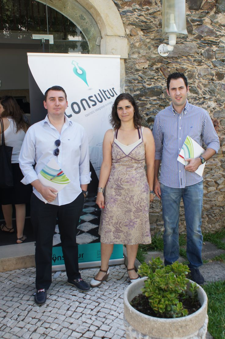 """Evento de lançamento da Consultur e Formação gratuita sobre a """"utilização das Redes Sociais par de promover o Turismo e Cultura"""" www.consultur.pt"""