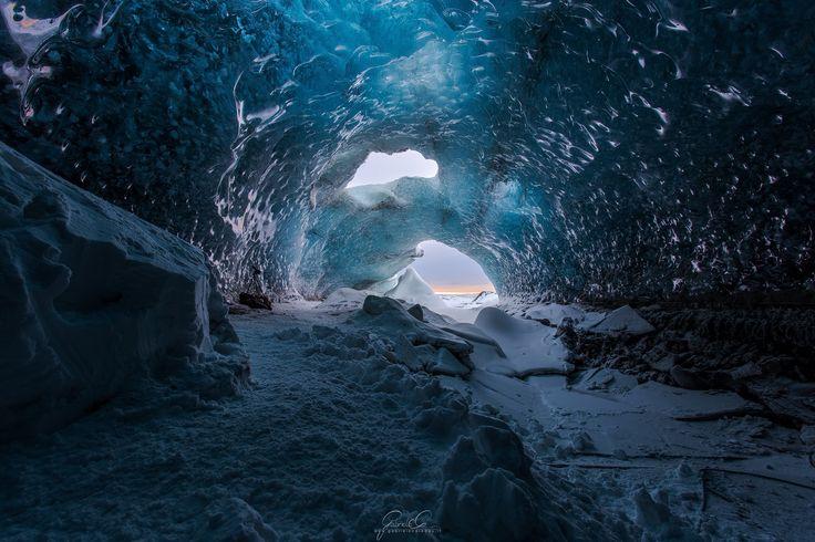 Cristallo, Vatnajökull, Iceland