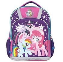 My Little Pony Backpack with Flashing LED Lights