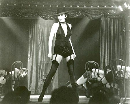 """""""Life is a cabaret, old chum, come to the cabaret!"""""""
