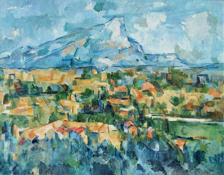 Paul Cézanne: Paul Cézanne, Paul Cezanne, Art, Landscape, Painting