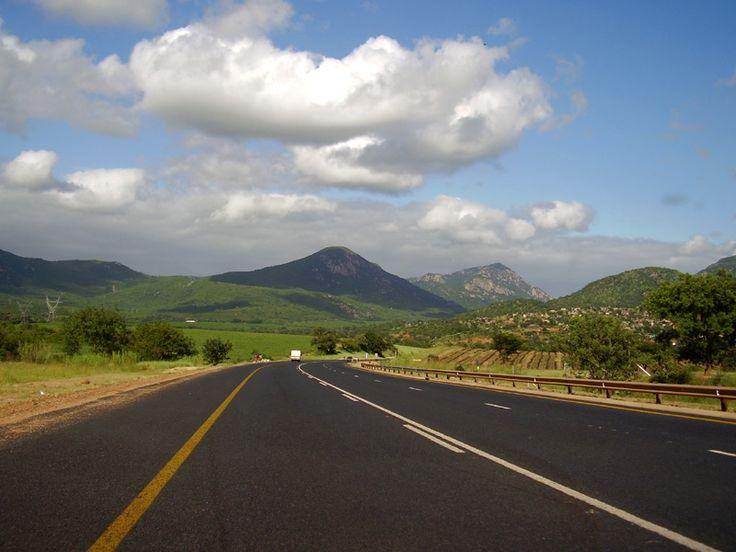 On the road again... - Nelspruit, Mpumalanga