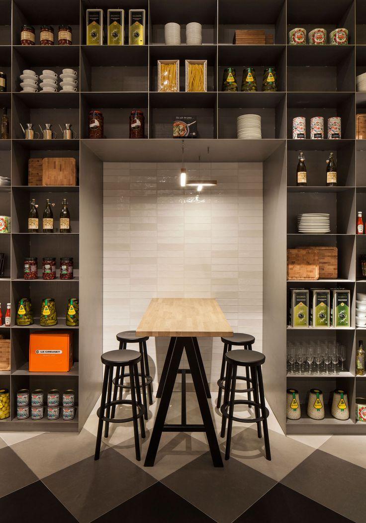 The Kitchen at Bijenkorf, Eindhoven