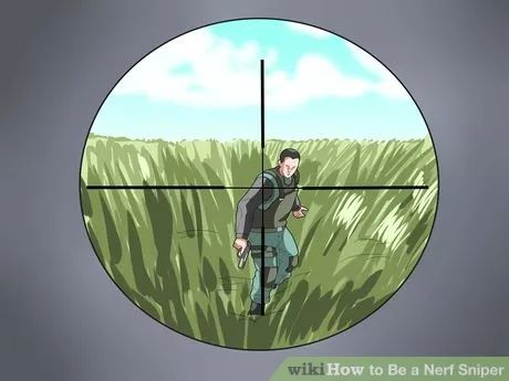 Image titled Be a Nerf Sniper Step 6