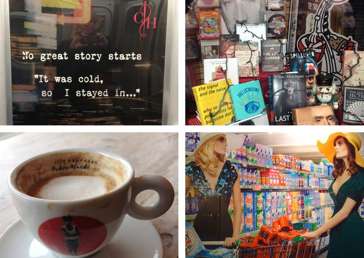 Angelique... passion for shopping, coffee, bookstores and a really good story