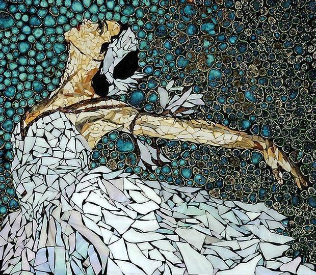 Cáscara de huevo del arte del mosaico – ideas para reutilizar las cáscaras de huevo después de Pascua Cáscara de huevo DIY del arte del mosaico para todas las edades El arte del mosaico de cá…