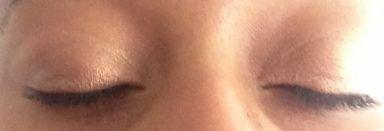 Sleek Rose Gold Eyeshadow