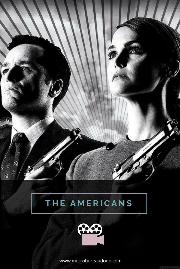 Troisième volet de « La série du vendredi ». The Americans #series