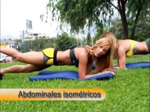 La plancha isométrica lateral es un excelente ejercicio de equilibrio y de propiocepción, además de mejorar la fuerza, la resistencia y el tono muscular del ...