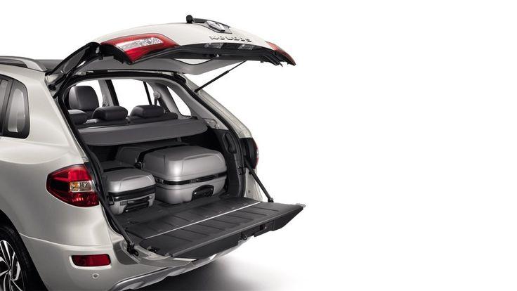 Renault Koleos boot - Renault UAE
