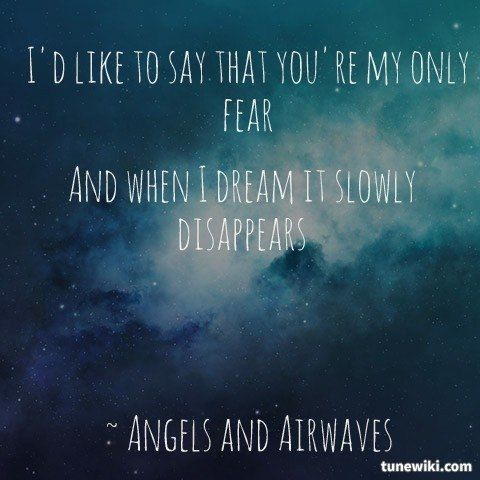 Angels & Airwaves - Call To Arms (Lyrics) - YouTube