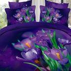 Élégant à motifs 3d ensemble de literie avec belle Lily-Literie-ID de produit:500005370304-french.alibaba.com