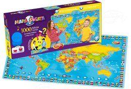 Dumel Discovery, zabawka edukacyjna Interaktywna mapa świata-Dumel Discovery